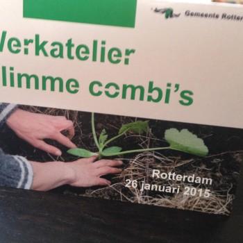 Slimme combinaties tussen Zorg & Groen in Rotterdam